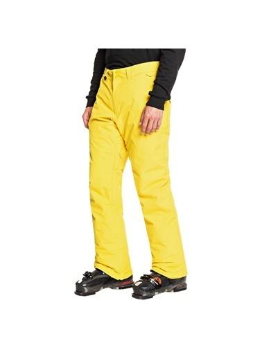 Quiksilver Quiksilver Estate Pt M Snpt Kayak Pantolonu Sarı